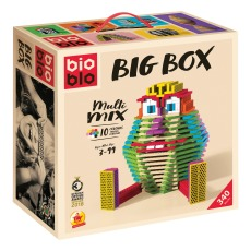 product-Bioblo Bigbox construction set, 340 pieces