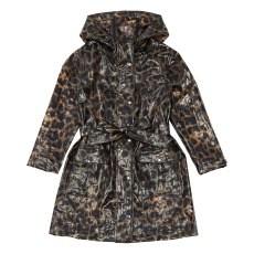 product-the new society Chaqueta impermeable Leopardo Katy