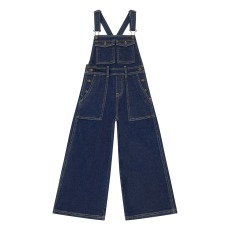 product-the new society Olivia Flare Dungarees