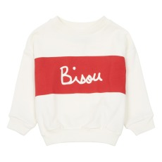 product-Mathilde Cabanas Sweat Big Bisou Coton Bio
