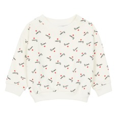 product-Mathilde Cabanas Bisou organic cotton sweatshirt