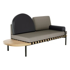 product-Petite friture Grid bench/ daybed