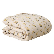 product-garbo&friends Quilted blanket, cotton muslin