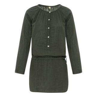 Damenkollektion Dark Naia S021 Grey Kleid I9EDH2