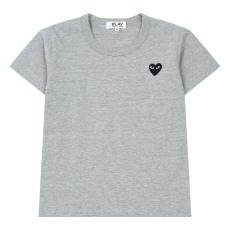 product-Comme Des Garçons Play Kids black heart T-shirt