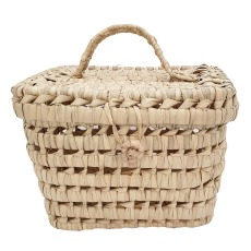 product-Chabi Chic Palm leaf basket